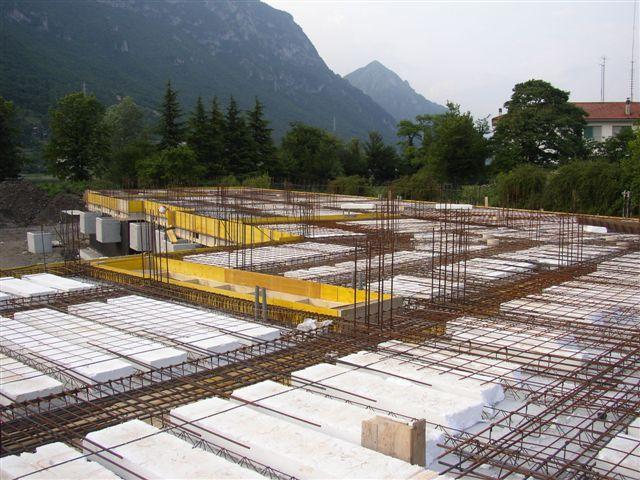 Residence Vico costruzione 16 giugno 2005 - Lago d'Idro