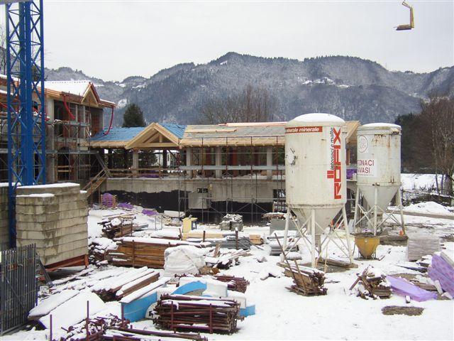 Residence Vico costruzione 2 dicembre 2005 - Lago d'Idro