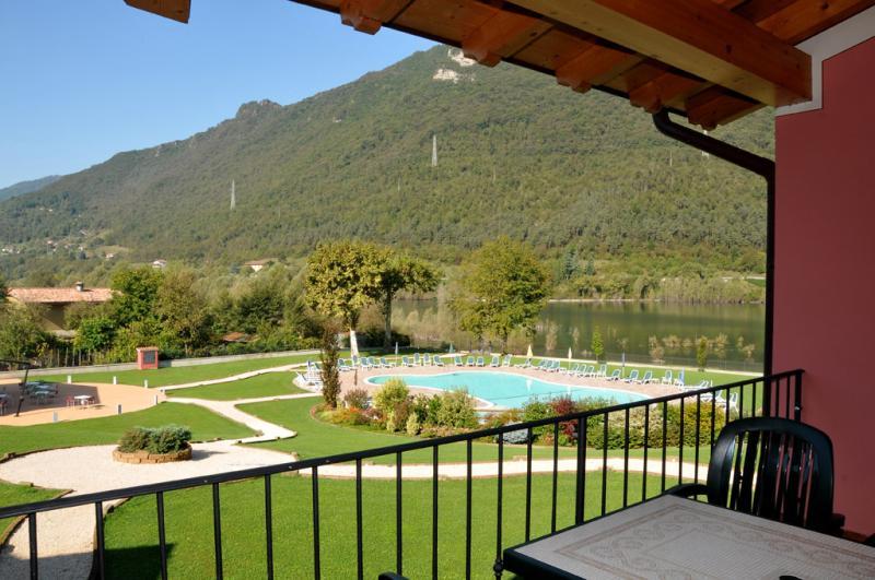 Terrace - Residence Vico - Idro lake