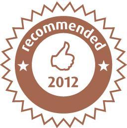 zoover 2012 raccomandato