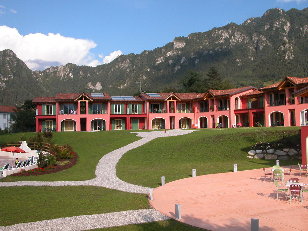 Lake view - Residence Vico - Idro See