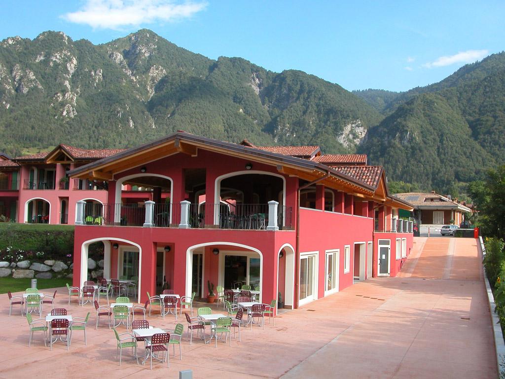 Lake view - Residence Vico - Idromeer