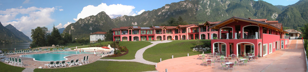 Residence Vico 1 Juli 2006 - Idro See