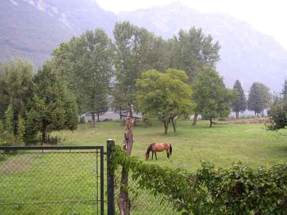 Residence Vico costruzione 1 Maggio 2004 - Lago d'Idro