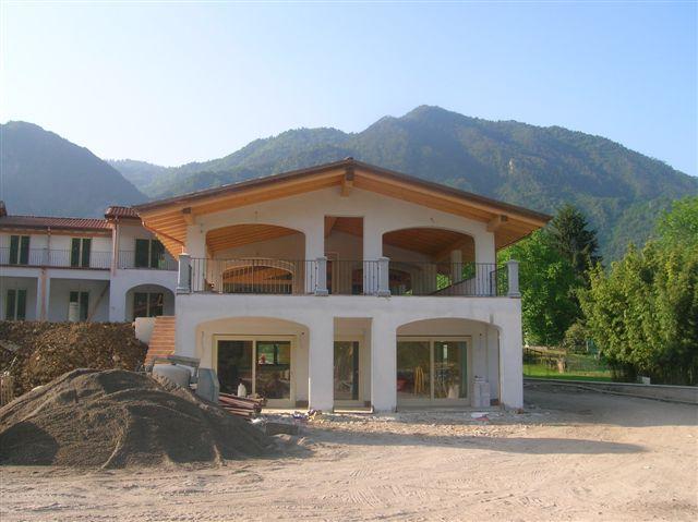 Residence Vico costruzione 1 maggio 2006 - Lago d'Idro