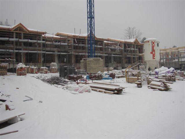 Residence Vico costruzione 25 novembre 2005 - Lago d'Idro