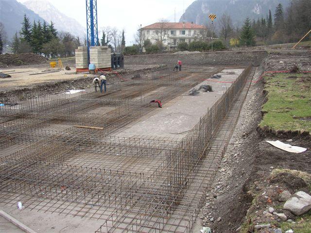 Residence Vico costruzione 30 Marzo 2005 - Lago d'Idro