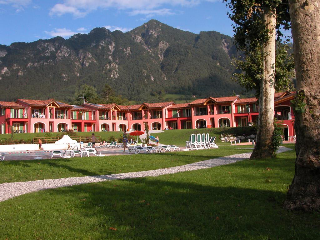 Residence Vico draußen -  Idro See