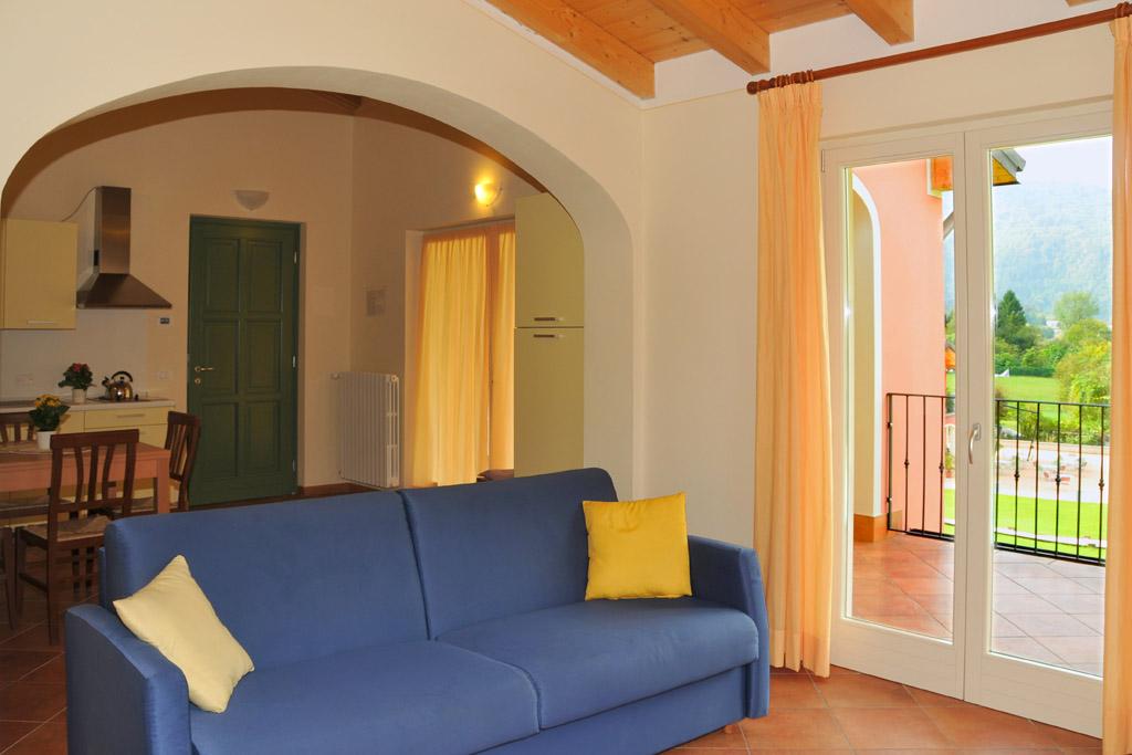 Sala - Residence Vico - Lago d'Idro