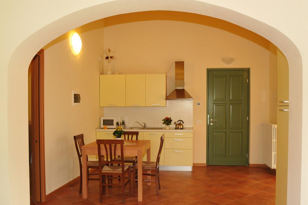Sala da pranzo - Residence Vico - Lago d'Idro