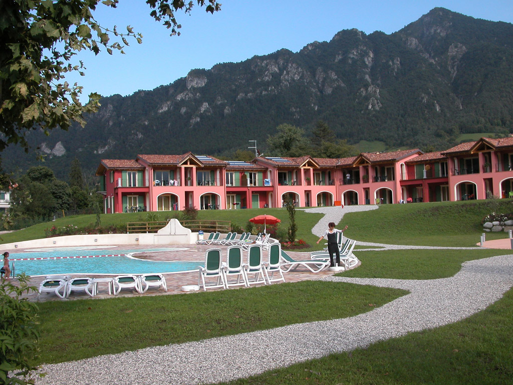 Schwimmbad - Residence Vico - Idro See
