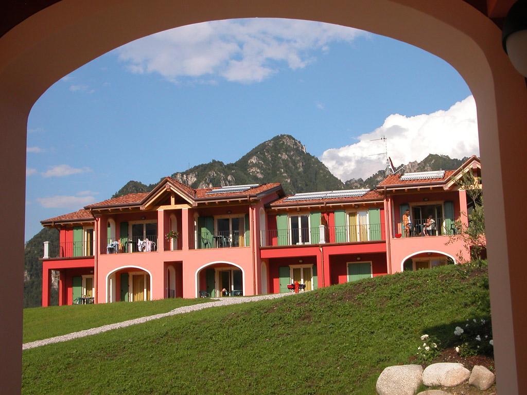 Terras - Residence Vico - Idromeer