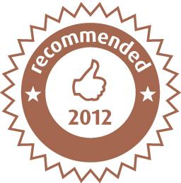 zoover 2012 raccomandat0